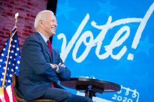 Vote for Joe Biden